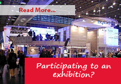 Transportation of exhibtion - event equipment abroad